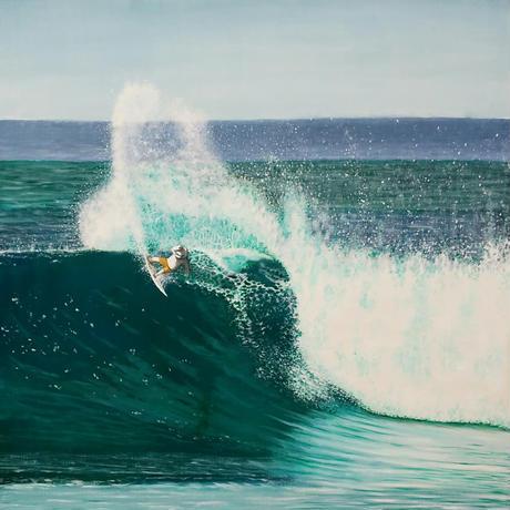 ヨコティーン「WAVE」