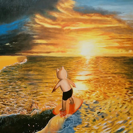 ヨコティーン「Sunset」