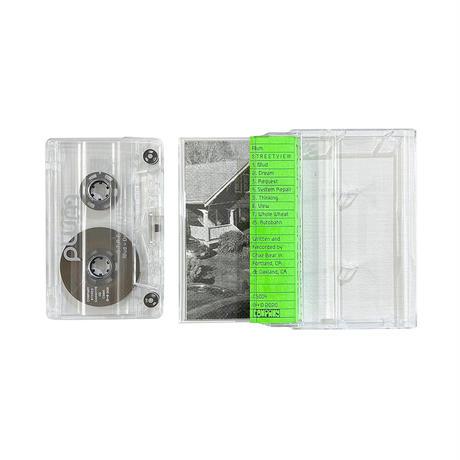 """""""StreetView"""" Cassette Tape - PLUM (Chaz Bear of Toro y Moi)"""