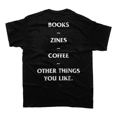 """DEADBEAT CLUB """"ALL THE THINGS"""" Tshirt"""