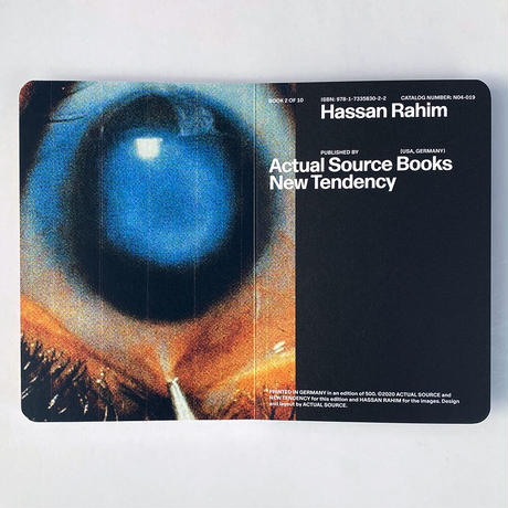 Board Book 2: Hassan Rahim by Actual Source + NEW TENDENCY