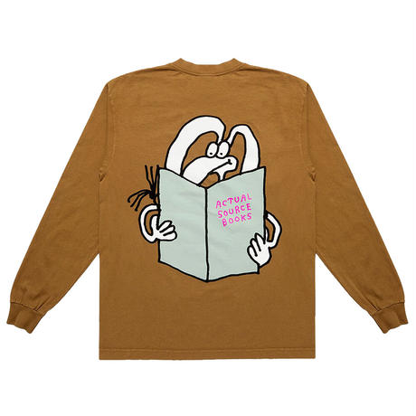 Shop Long Sleeve Tshirt by Actual Source