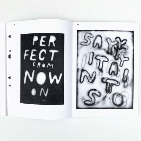 """""""Schriftbilder / Type Works"""" - Stefan Marx"""