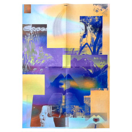 Bliss & Envy - Fatigay (DR.ME.)【CD & A2 Poster zine Set】