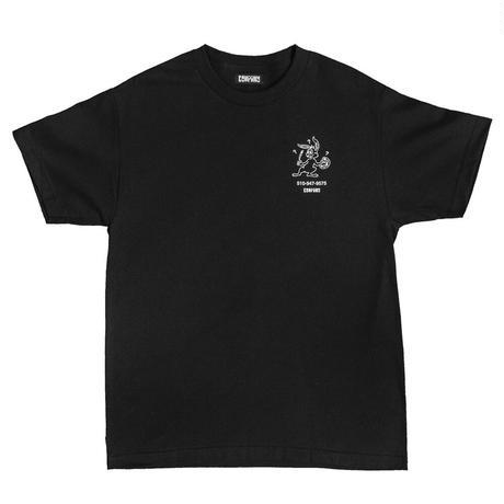 HELPLINE Tshirt [BLACK] by Chaz Bear (Toro y Moi)