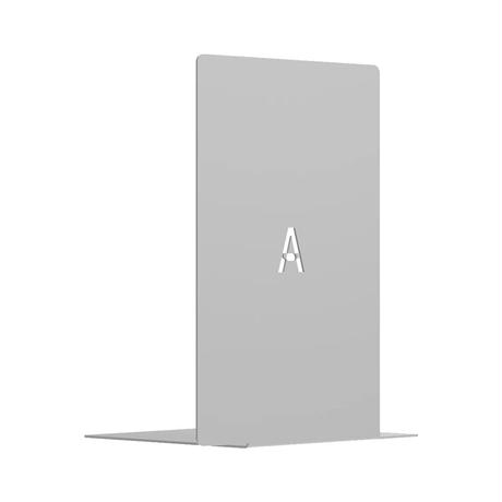 Hold Bookend  by NEW TENDENCY + Actual Source [Light Grey]