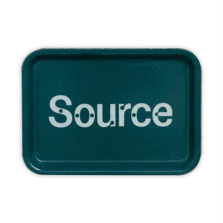 Actual Source × Camtray [Teal]