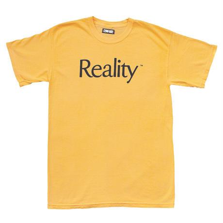 REALITY Tshirt [CITRUS] by Chaz Bear (Toro y Moi)
