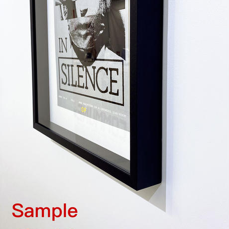 """Sight"" Screen Print by Ed Davis [額装付き]"