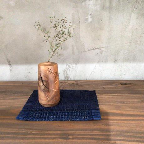 沖縄県産木の一輪挿し