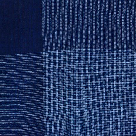 【花藍舎】ストールやしらみ手紬綿