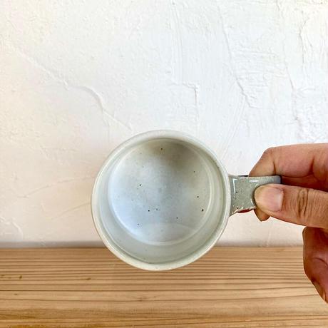 【眞正陶房】大人のマグカップマカロン コバルト