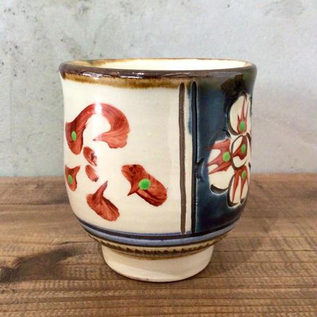 【癒しのひととき】壺屋焼「湯のみ」 國場陶芸