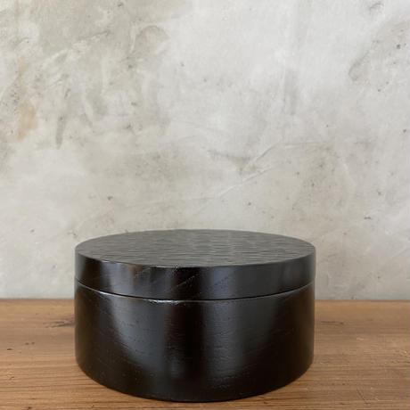 【琉球漆】お弁当箱 直径15cm