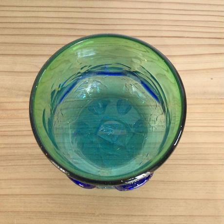 【琉球ガラス】イラブチャーグラス 匠工房