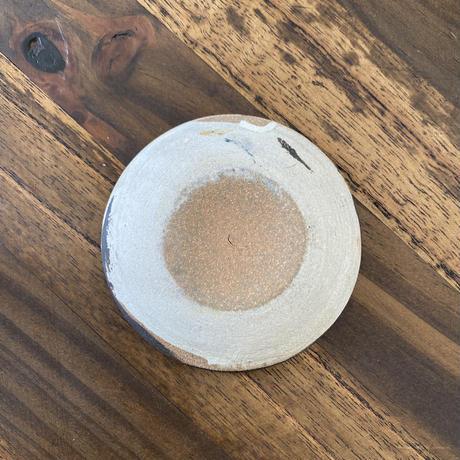 【土の種】豆皿 ねこ