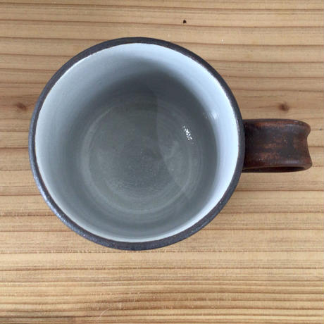 【大人可愛いやちむん♪】バルーンマグカップ 工房ことりの