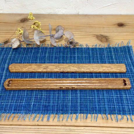 【工房ぬりトン】うるしの箸箱