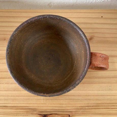 【大人可愛いやちむん♪】スープカップ 工房ことりの
