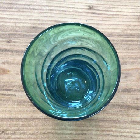 【琉球ガラス】イラブチャーショットグラス 匠工房