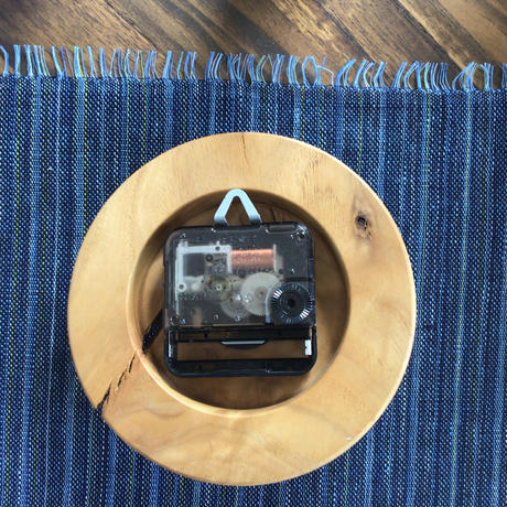 沖縄県産木 壁掛け時計
