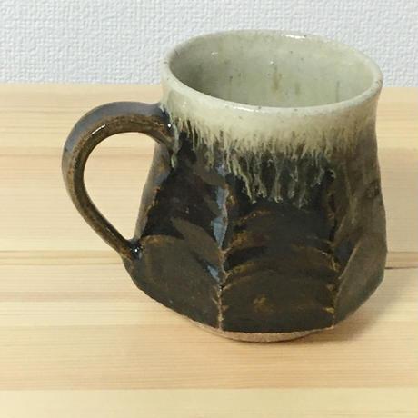 朝鮮唐津 コーヒーカップ