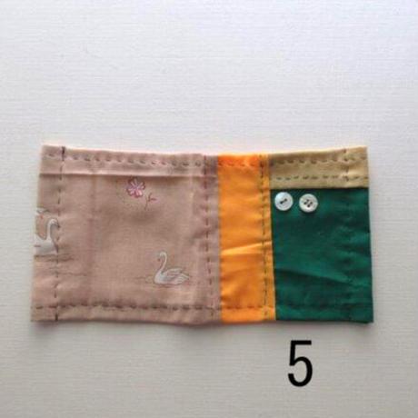 後藤美予 マスク「色」1~6