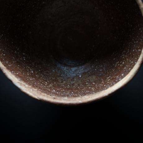 008 内田鋼一 猿楽手 伊羅保茶碗