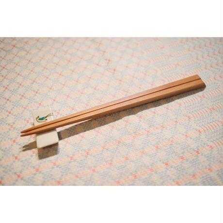 りんごの木の角箸 「弘前りんごの木」