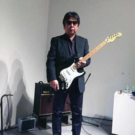 The Music Goes On Shinya Oe solo live at gallery soap