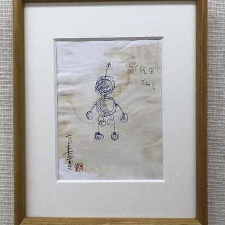 田島享央己 TAKAOKI TAJIMA    DOODLE 43