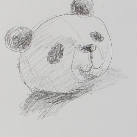 田島享央己 TAKAOKI TAJIMA  DOODLE 64