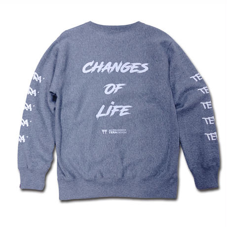 """""""CHANGES OF LiFE"""" SWEAT"""