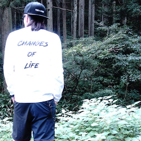 """CHANGES OF LiFE"" Long Tee"