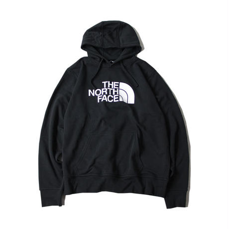 THE NORTH FACE/LOGO PULL OVER HOODIE black