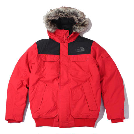 【US正規品】THE NORTH FACE /  GOTHAM JACKET 3  red/black
