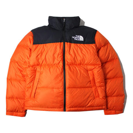 【US正規品】THE NORTH FACE / 1996 RETRO NUPTSE JACKET perslan orange