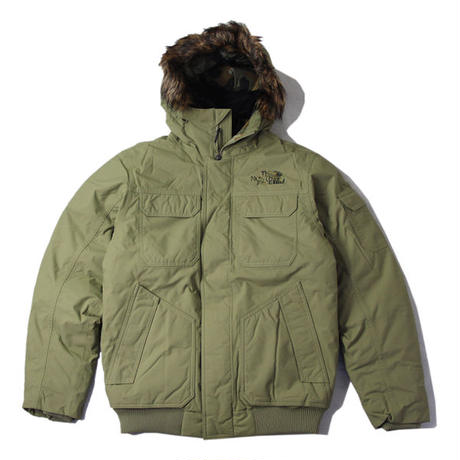 【US正規品】THE NORTH FACE /  GOTHAM JACKET 3  olive/camo