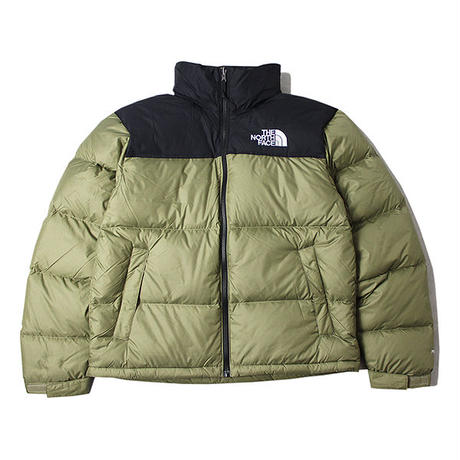 【US正規品】THE NORTH FACE / 1996 RETRO NUPTSE JACKET tamble weed green