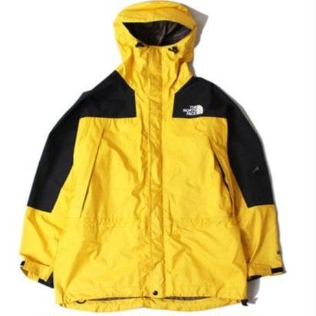 VINTAGE   THE NORTH FACE MOUNTAIN JACKET yellow/black  Lサイズ