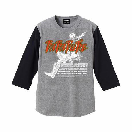 バラデューク ラグラン 3/4スリーブ Tシャツ