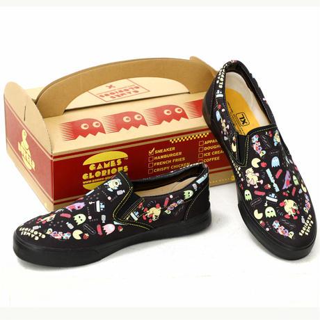 PAC STORE  Slip-On Sneaker -パックストア スニーカー-