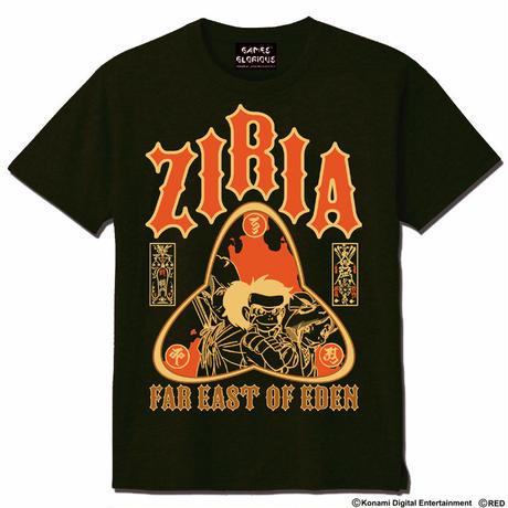 天外魔境ZIRIA Tシャツ  -アーミーグリーン-