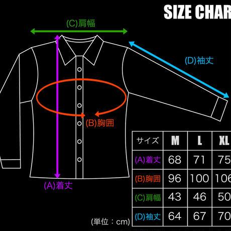【KEITAAMEMIYA x GAMESGLORIOUS】K.A. Collar Shirt 〜MARYUU〜