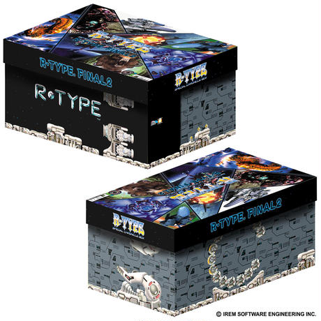 R-TYPE Special Chronicle Box (B-Type)