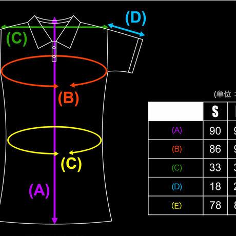 MAPPY Polo DressShirt  (NAVY)