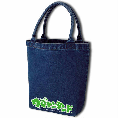 【 Wagan Land 】Denim Totebag