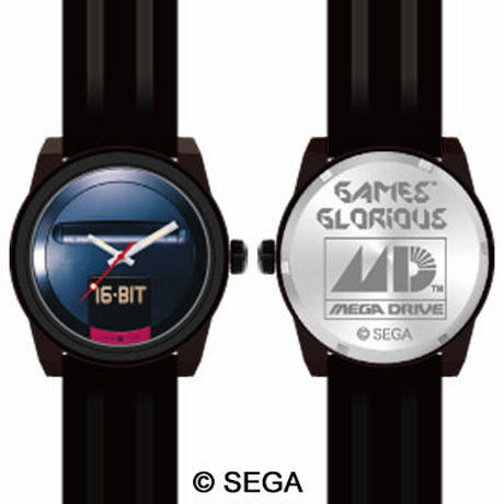 【MEGA DRIVE】16-BIT Watch