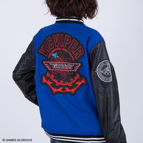 GRADIUS 30th Anniversary VicViper Pilot-Jacket ~CosmoBlue~