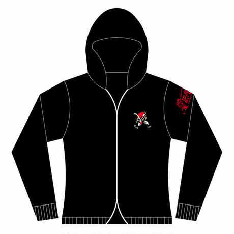【 The Genji & The Heike Clans 】Arcade  Hooded Sweatshirt